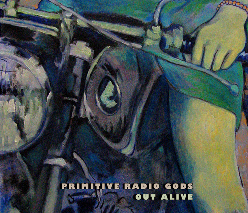 out alive album cover