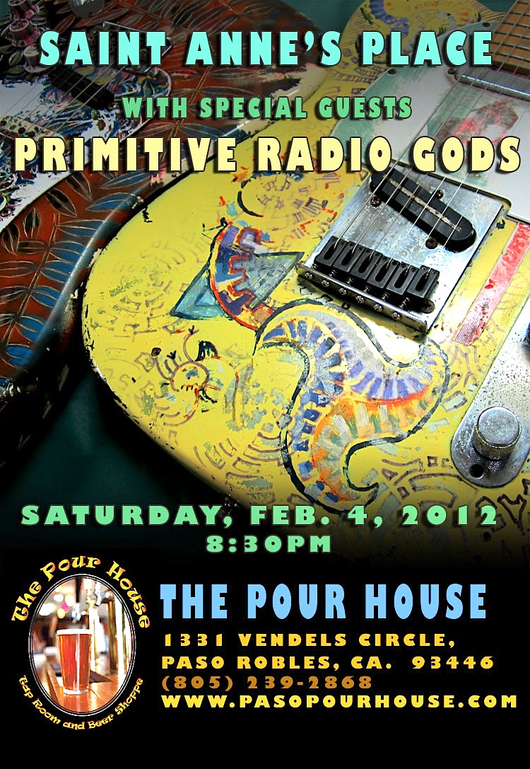 live at the pour house prg